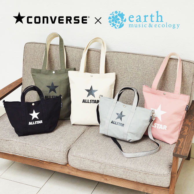 converse×earth music&ecology