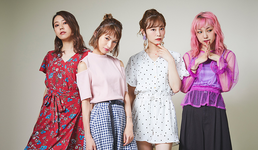 SCANDAL × E hyphen world gallery