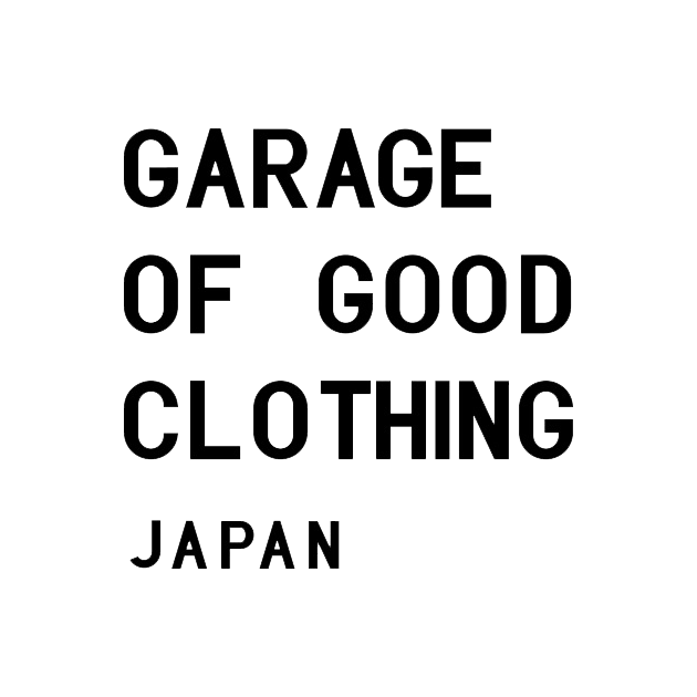 GARAGE OF GOOD CLOTHING